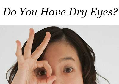 Dry Eyes Syndrome: What You Should Know