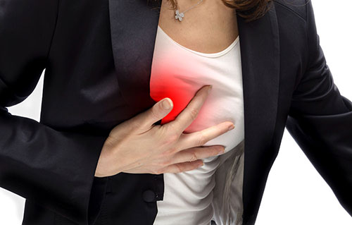 Heart Disease Risk Increases at Age 40 and on Menopausal Women