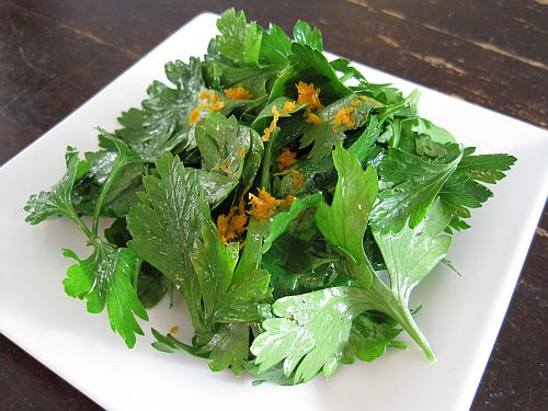 The Wonderful Health Benefits of Parsley