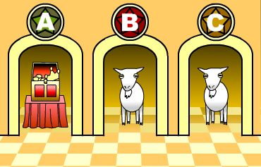 Monty Hall Problem as a Health Solution